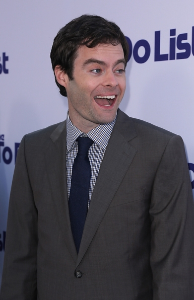 """Bill Hader arrives as CBS Films presents """"The To Do List"""" Los Angeles Premiere on Tuesday July 23, 2013 at the Regency Bruin Theater in Los Angeles, CA (Alex J. Berliner/ABImages)"""