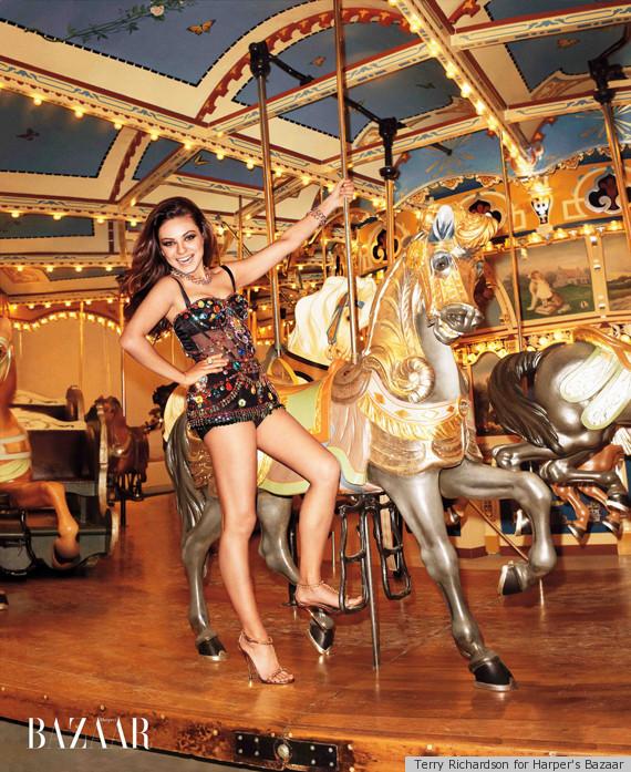 Harper's Bazaar, April 2012