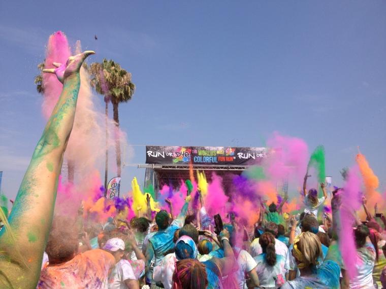 Run or Dye 1