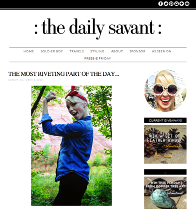 The Daily Savant